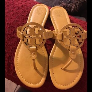Tory Burch Miller Sandals Size 8.5!!!